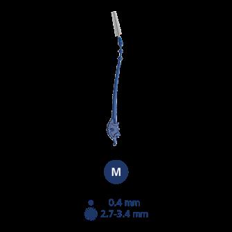 paro® slider refill-brushes M,12 Blister à 6 Stk.