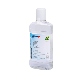 paro® DENT Dentalspülung, 500 ml,Packung à 6 Flaschen